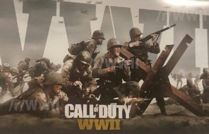 لعبة Call of Duty: WWII ...