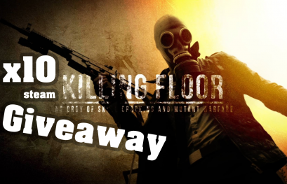 (x10) Killing Floor Steam Giveaway