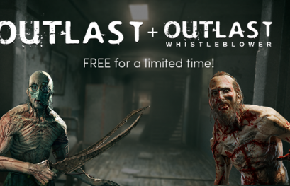 OUTLAST DELUXE EDITION Steam